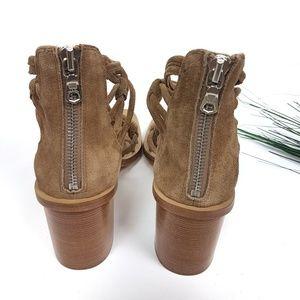 rag & bone Shoes - NEW! rag & bone Camille Tan Leather Sandals